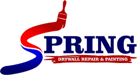 Spring Drywall Repair and Painting, Logo
